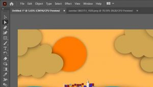 How to Convert Raster to Vector in Illustrator CC