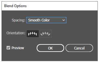 Blend Option Box