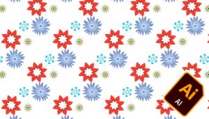 How to Make Seamless Pattern in Illustrator CC