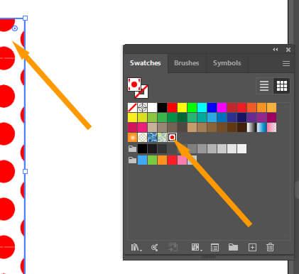 New Pattern option