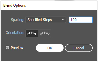 Specified Steps 100