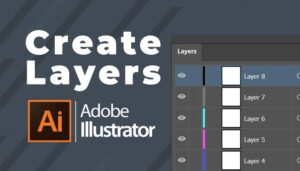 How to Create a New Layer in Illustrator