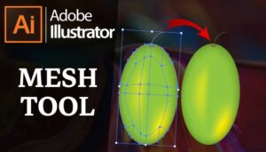 How to Use the Mesh Tool in Illustrator